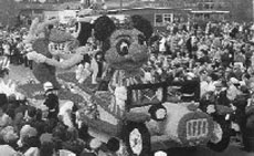 History of the Spalding flower parade